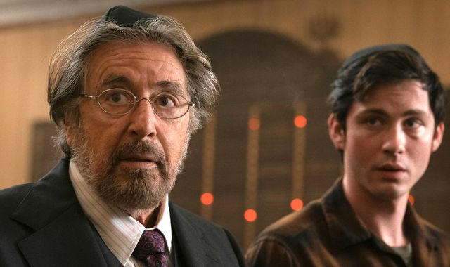 Al Pacino on new Nazi vigilante show Hunters, TV streaming and learning from his young co-stars