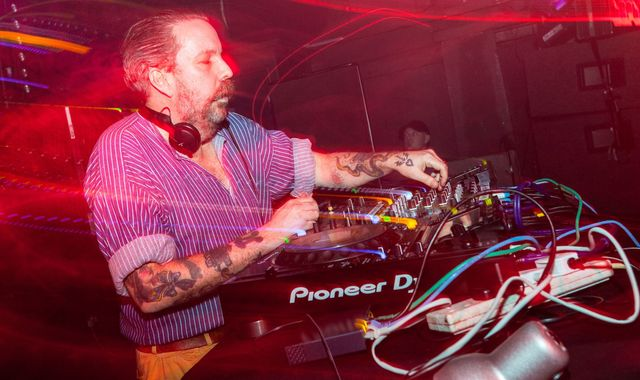 DJ and producer Andrew Weatherall dies suddenly