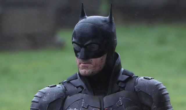 The Batman filming starts in Glasgow