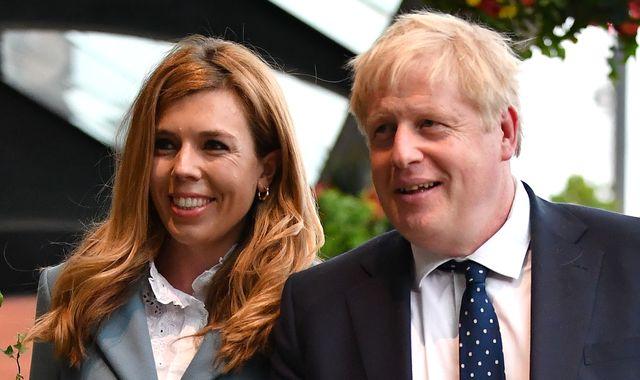 Coronavirus: 'Agony' of Boris Johnson's pregnant fiancee Carrie Symonds as couple kept apart