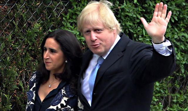 Boris Johnson and estranged wife Marina Wheeler reach financial agreement