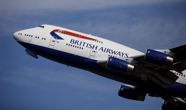 Coronavirus: British Airways temporarily suspends flights from Gatwick Airport
