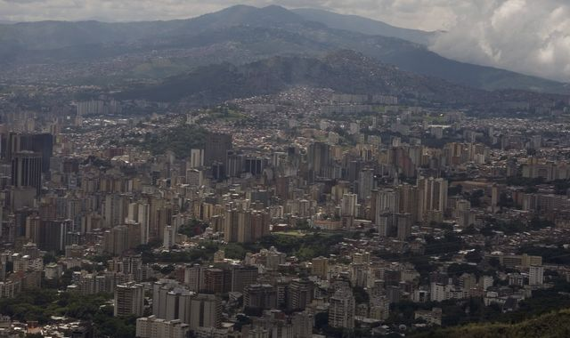 Matias Salazar: Venezuelan man charged with holding woman as sex slave for 31 years