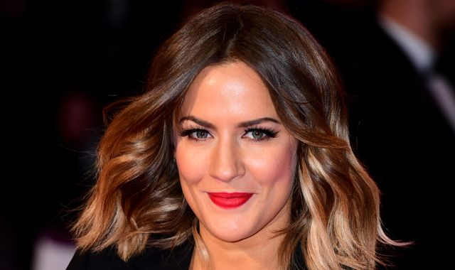Caroline Flack: Ambulance called to star's house day before her death