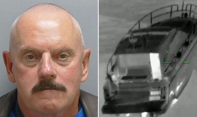 Charles Lynch: Man who escaped prison 28 years ago jailed for people smuggling