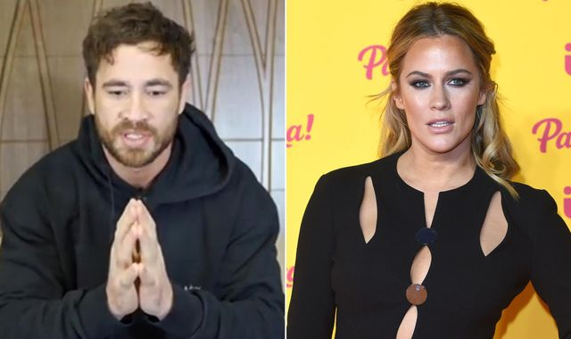 Caroline Flack: Ex Danny Cipriani says she died from 'embarrassment and shame'