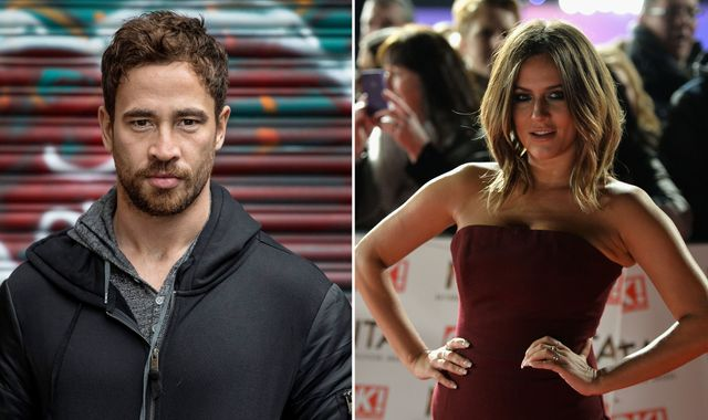 Caroline Flack: Danny Cipriani shares the final messages from former Love Island host