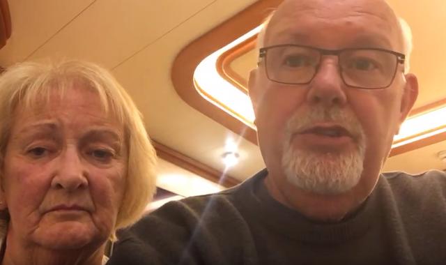 Coronavirus: Britons in quarantine on cruise ship criticise government over 'inaction'