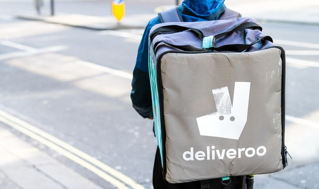 Coronavirus: Deliveroo adds tipping feature amid restaurant sector crisis