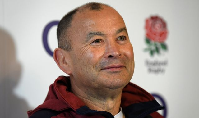 England rugby coach Eddie Jones sorry for implying reporter thinks half-Asians 'look the same'