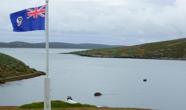 Coronavirus: Falkland Islands brace for first COVID-19 case