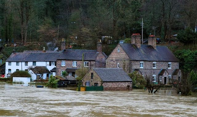Flood-hit towns along River Severn facing more misery as further rain forecast