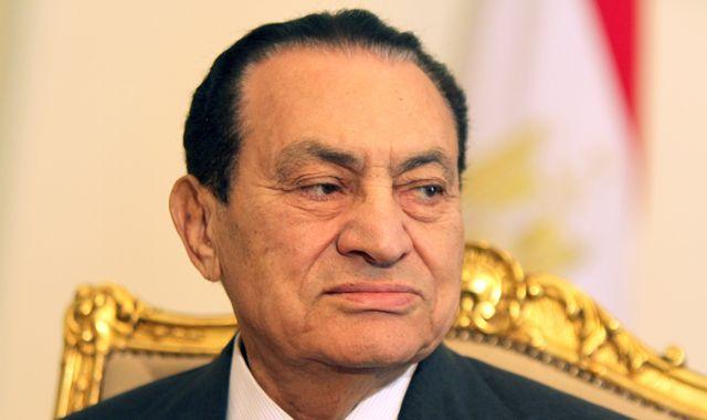 Former Egyptian president Hosni Mubarak, toppled in the 2011 revolution, has died