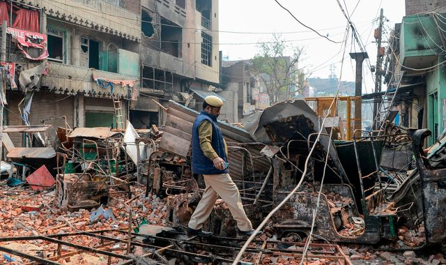 India: At least 20 die in Hindu-Muslim violence over controversial citizenship law