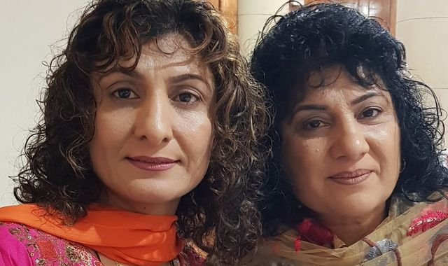 'Scared' gay sisters given temporary reprieve from being returned to Pakistan