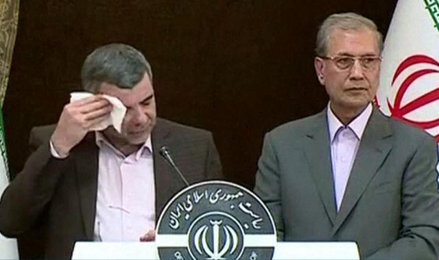 Coronavirus: Minister who heads outbreak clampdown in Iran has COVID-19