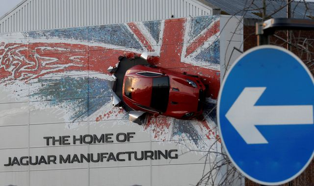 Coronavirus: JLR Midlands plant to stay shut until August