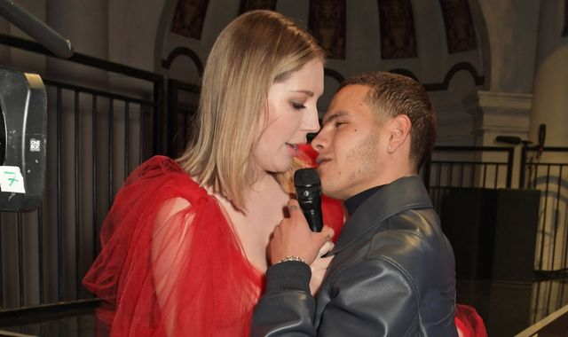 Slowthai sorry for 'shameful' comments to Katherine Ryan at NME Awards
