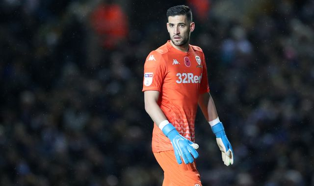 Leeds United goalkeeper Kiko Casilla banned for eight games over racist comment