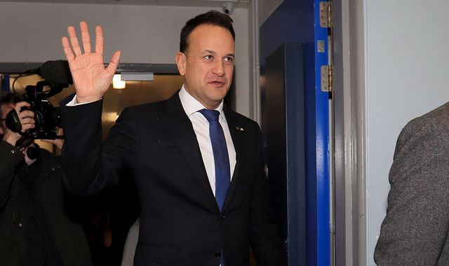 Ireland's prime minister Leo Varadkar resigns after inconclusive election result