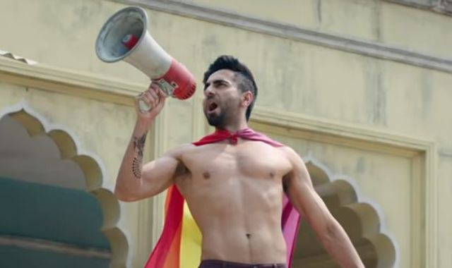 Bollywood releases 'first film with gay man as lead character'
