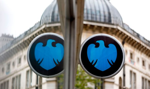 Coronavirus: Barclays sets aside £3.7bn as crisis hurts consumer business