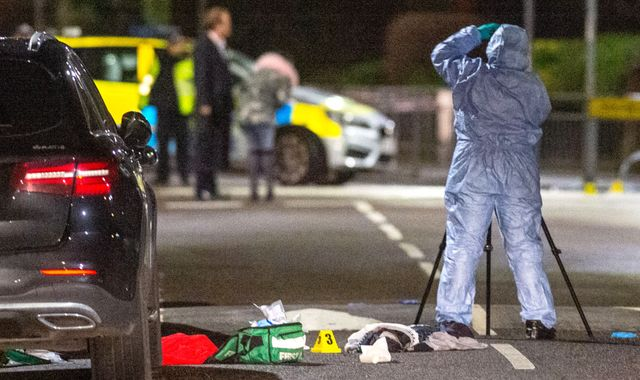 London stabbings: Three stabbed in space of 90 minutes amid spate of violent incidents