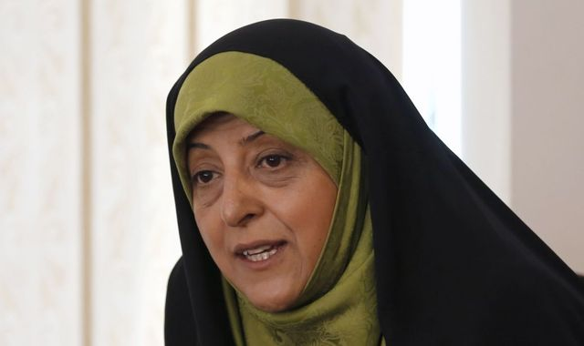 Coronavirus: Iran's vice president Masoumeh Ebtekar has virus amid 26 deaths in country