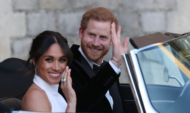 Harry and Meghan: Date set for Sussexes' first UK appearance since 'Megxit' bombshell