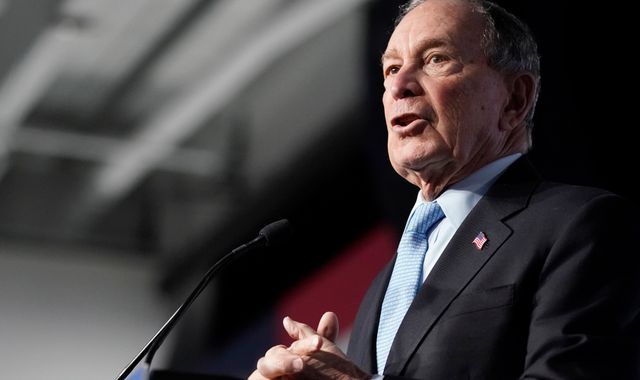 Bloomberg vows to free three women from non-disclosure agreements