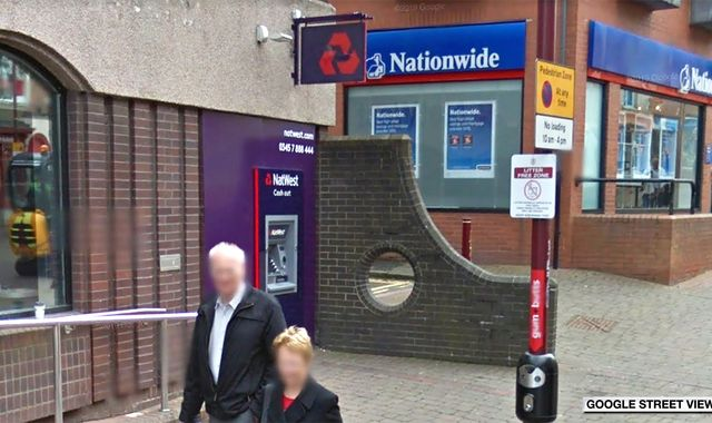 TripAdvisor bans reviews of NatWest hole in Derby... even though it is a 'masterpiece'