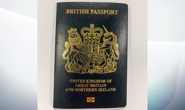 Blue passports to be issued from next month - and it's not just the colour that's changing