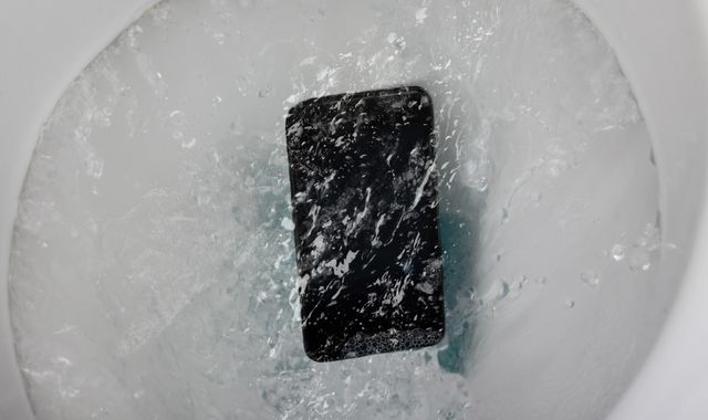 Dropped calls: Half of Britons take their mobile phones to the toilet