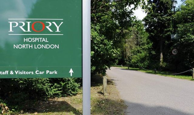 Germans eye takeover of Priory rehab clinics