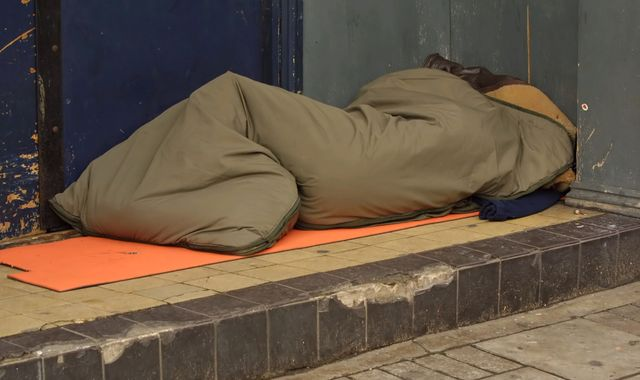 Coronavirus: Councils urged to continue homeless support after fears help 'fizzled out'