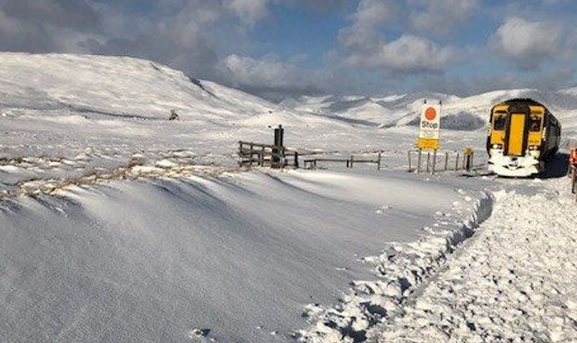 UK weather: Snow and ice forecast before Storm Dennis arrives