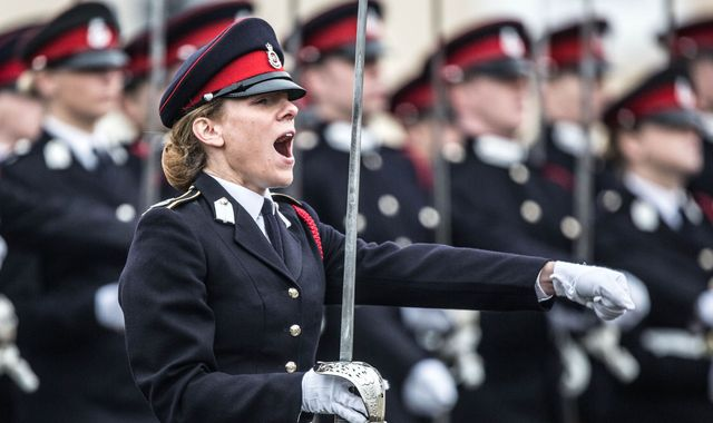 Rosie Wild: Paras welcome first woman after 'trailblazer' completes 'gruelling' course
