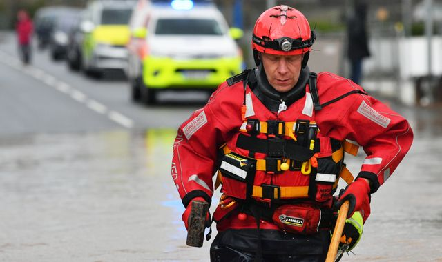 UK weather: 'Significant risk' amid fears River Severn could break flood barriers