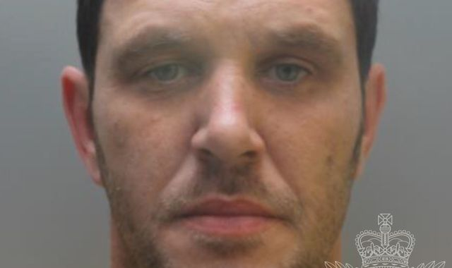 Crossbow murderer jailed for life for killing elderly man outside home