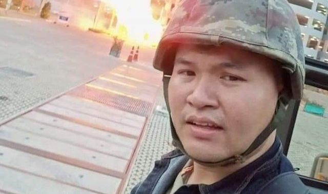 Image result for Thailand shooting: Soldier killed by security forces after 29 confirmed dead