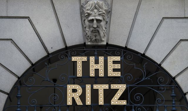 Sir Frederick Barclay secretly recorded at Ritz by own family, court hears