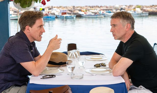 Steve Coogan and Rob Brydon's final Trip - but it nearly didn't happen at all