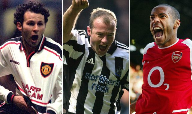 Premier League to launch hall of fame - but who should be in it?