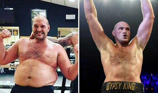 Tyson Fury: How boxer fought back from addiction and depression to win world title