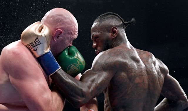 Fury-Wilder: First bout was one of biggest heavyweight contests involving a UK boxer
