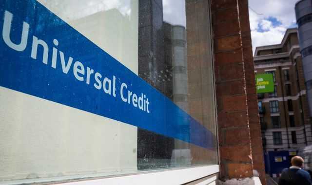 Universal credit 'harms the most vulnerable', says major report amid surge in claims