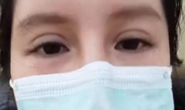 Coronavirus: Wuhan volunteer describes what it is like to have COVID-19