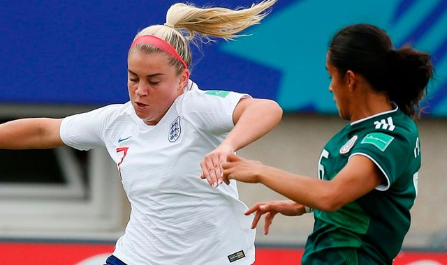 Alessia Russo replaces injured Lucy Bronze in England Women's SheBelieves Cup squad