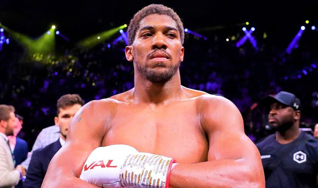 Wilder vs Fury 2: Anthony Joshua will apply 'pressure' on Deontay Wilder-Tyson Fury winner