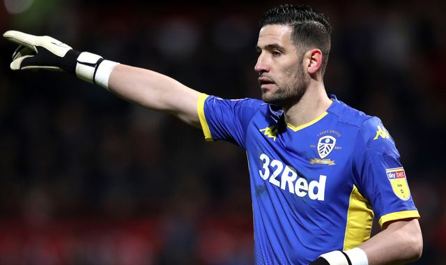 Kiko Casilla: Leeds 'keeper gets eight-match ban for racially abusing Jonathan Leko
